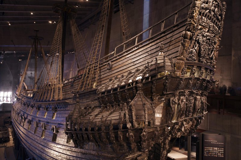 The Ship of Vasa