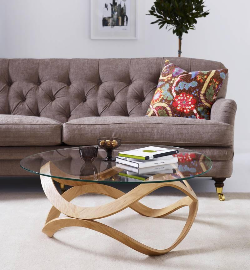 Newton sofa table by Staffan Holm