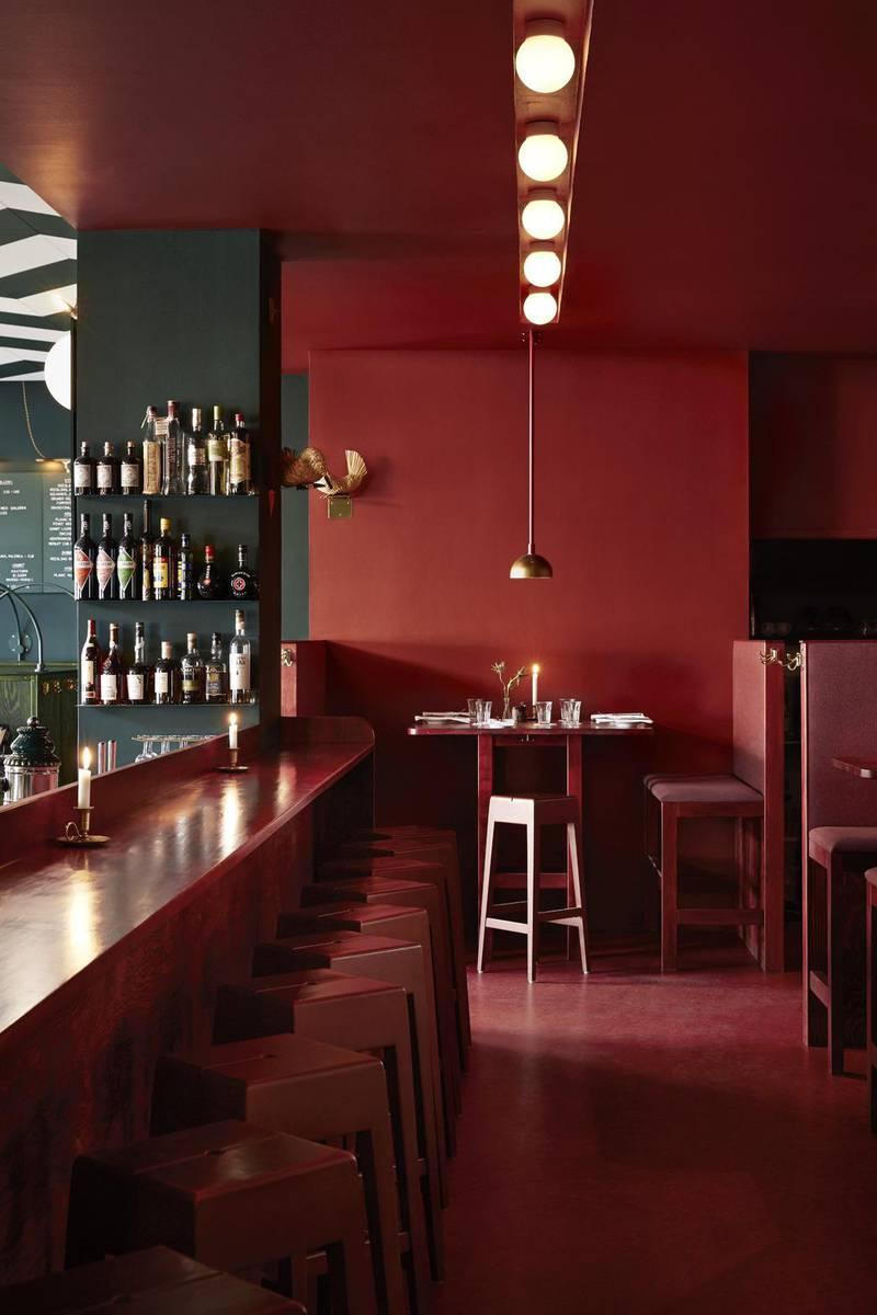 Restaurant Bar Central, Stockholm