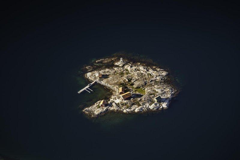 Archipelago island