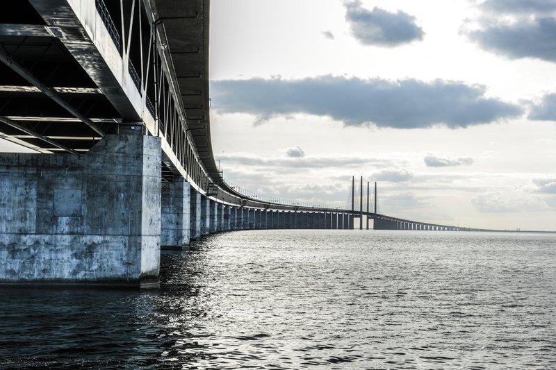 Le pont Öresund