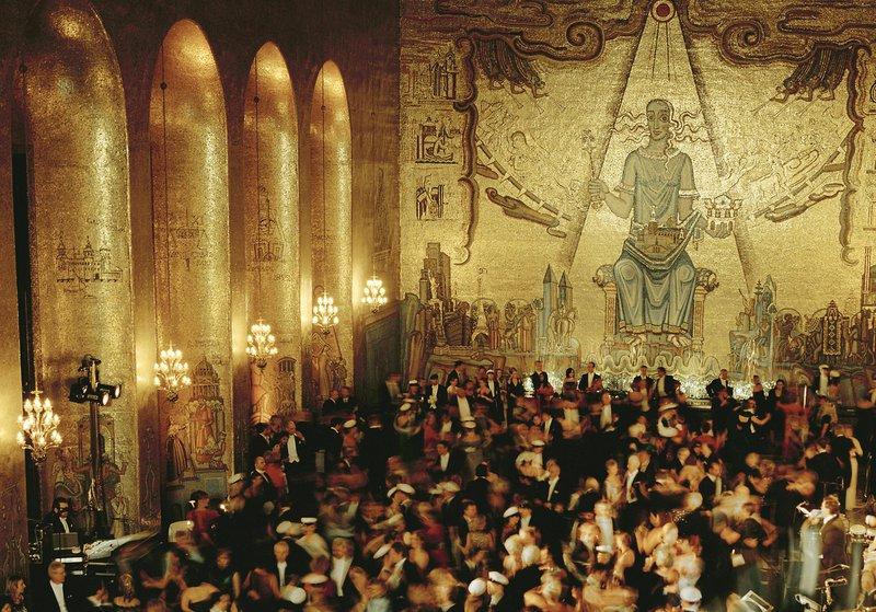 Banquet lors du prix Nobel