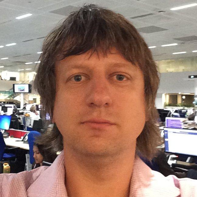 Chris Leadbeater - der Reisejournalist. Foto: privat.