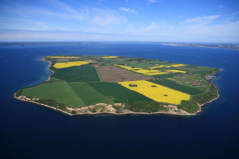 Island of Ven in Skåne