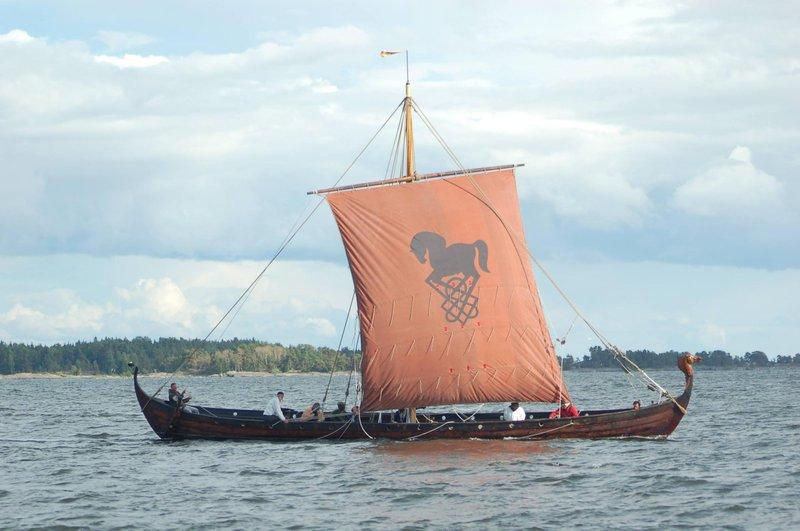 Wikingerschiff Glad, Värmlands Vikingacenter