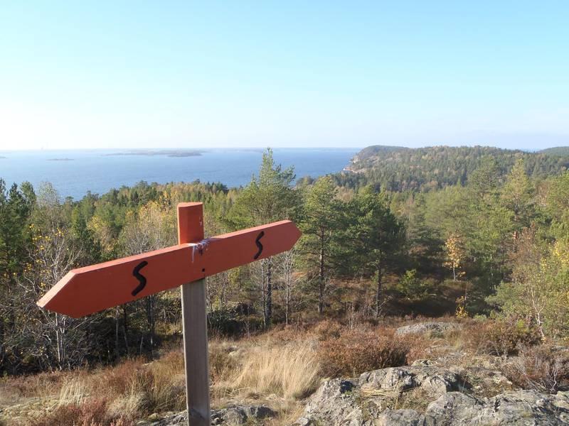 Views from Sörmlandsleden