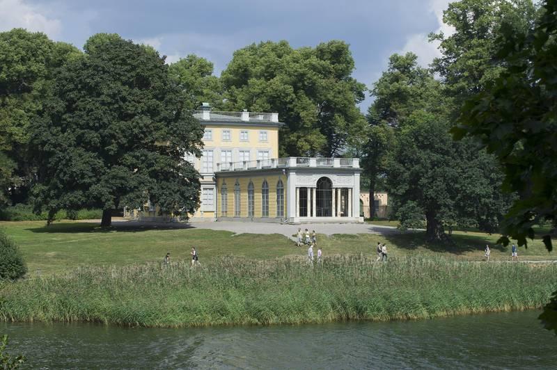 Gustav III's Pavilion, Stockholm