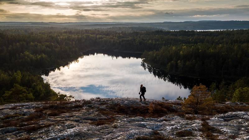 Der Pilgerpfad in Dalsland, Westschweden