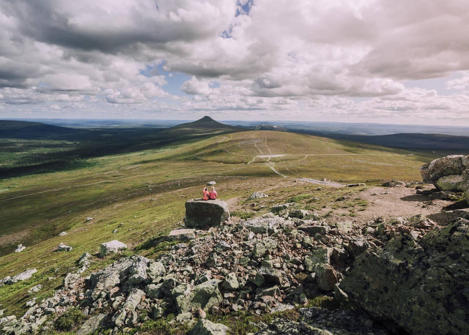 Hiking The Sormland Trail Sormlandsleden Visit Sweden