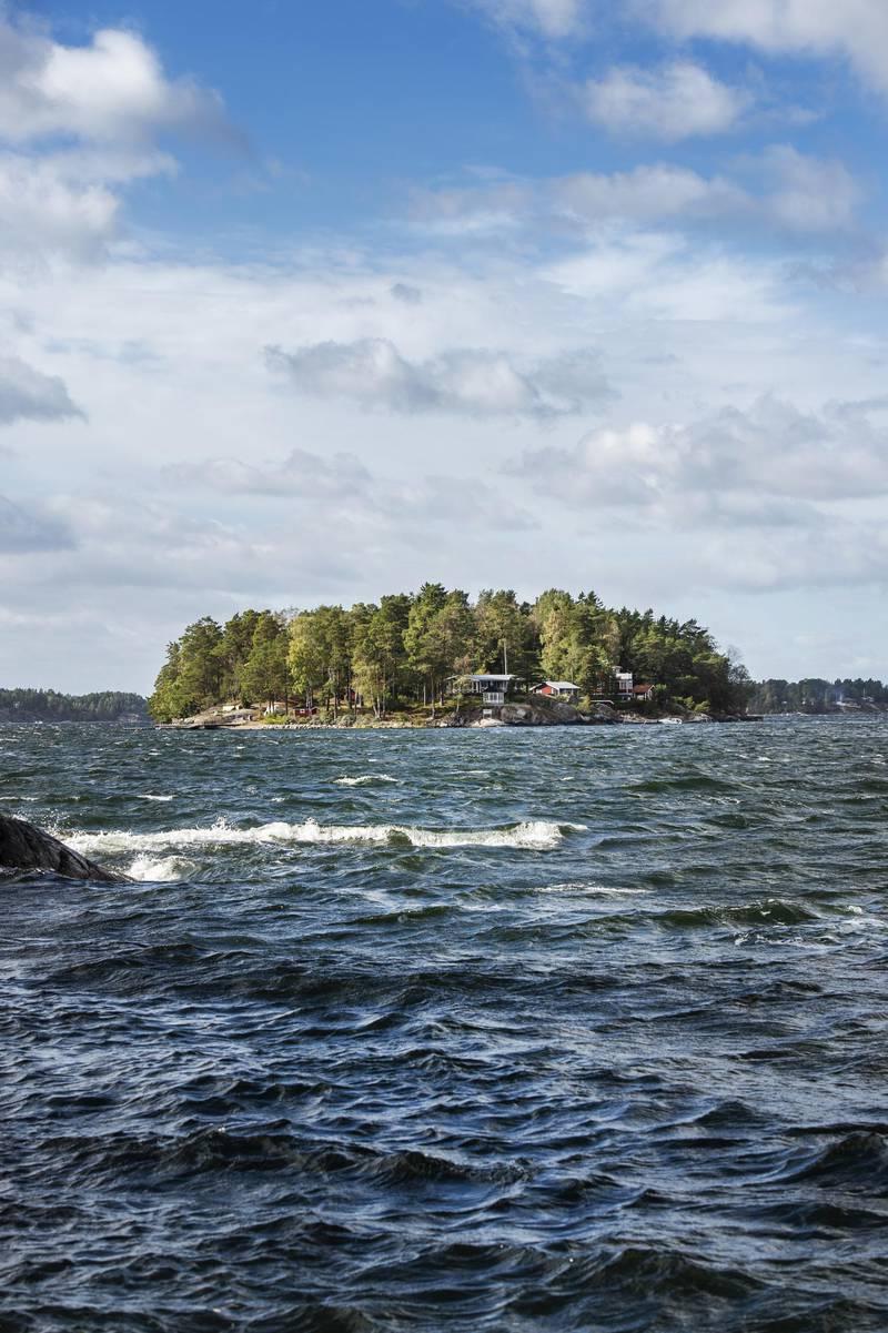 Schäreninsel vor Stockholm