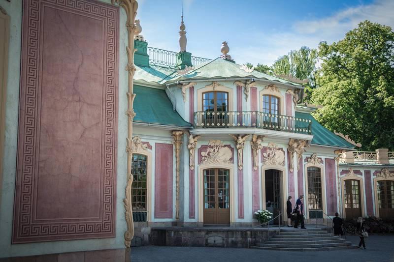 Chinesischer Pavillon in Drottningholm