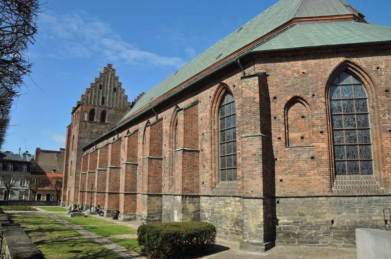 Mariakyrkan in Helsingborg