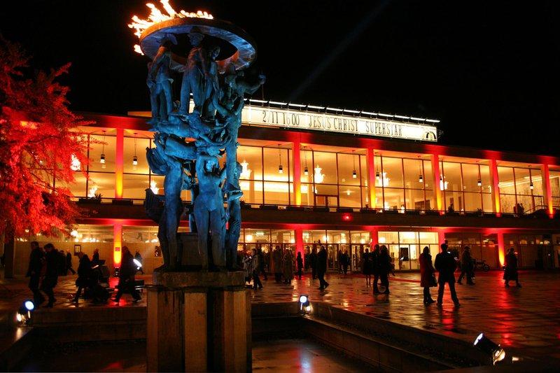 L'opéra de Malmö