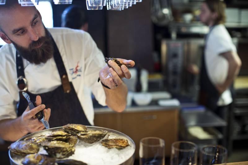 Restaurant Gabriel in Gothenburg