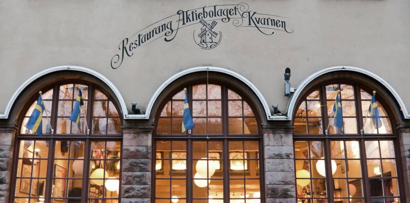 Kvarnen in Stockholm