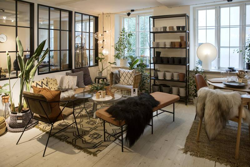 Interior design store Rum21