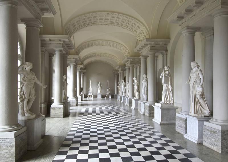 Antiquitätenmuseum von Gustav III., Stockholm