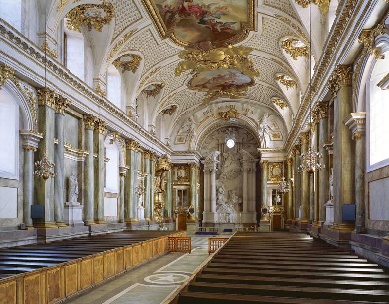 The Royal Chapel, Stockholm
