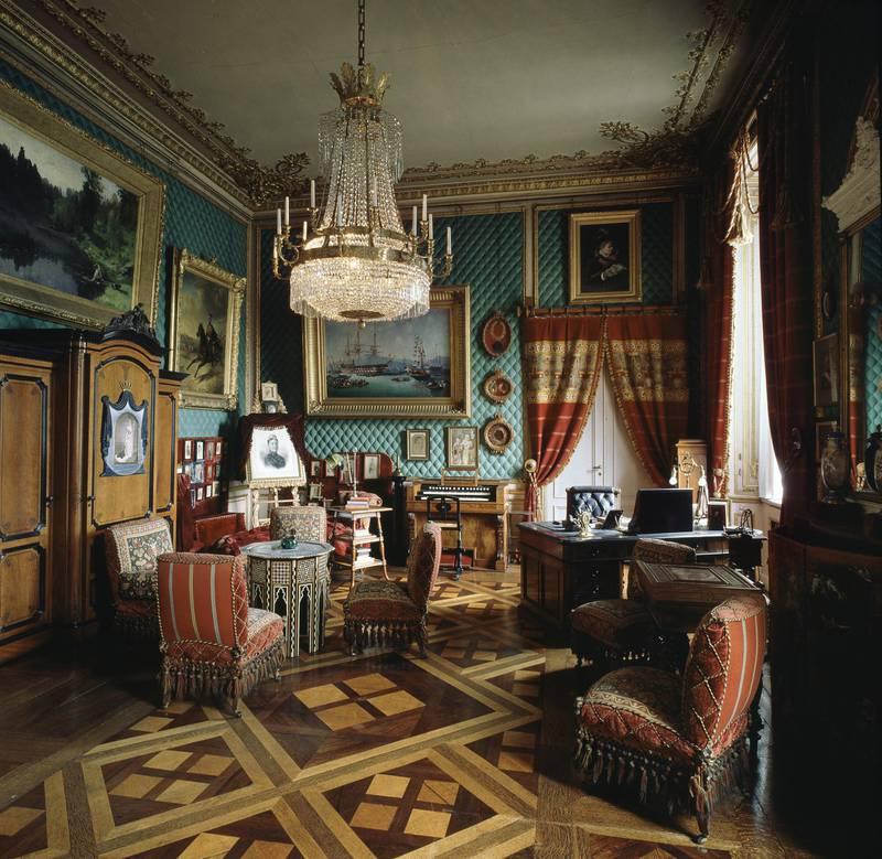 Schreibzimmer von Oskar II