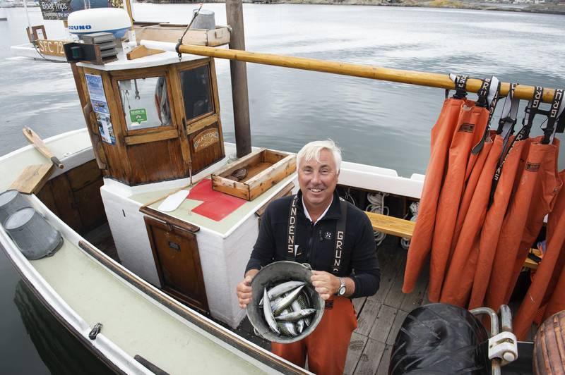 Kastor boat trips in Gothenburg archipelago