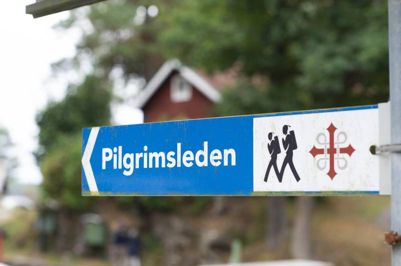 The Pilgrim Path in West Sweden