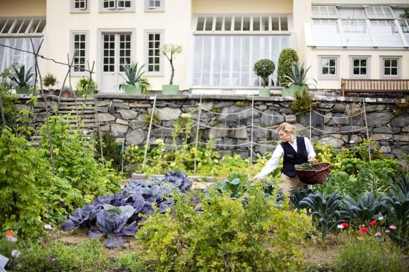 Gunnebo Haus und Gärten, Göteborg