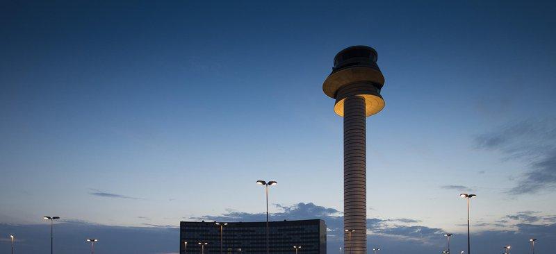 Aéroport d'Arlanda, Stockholm -