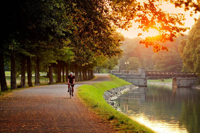 Canal of Djurgården