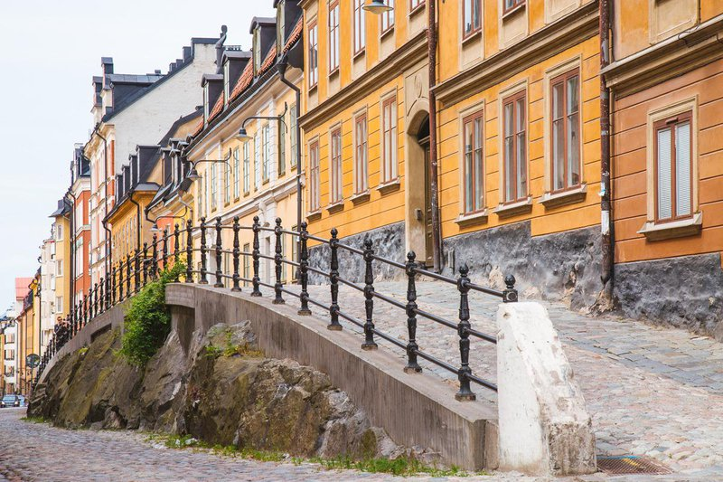 Mariatorget, Stockholm