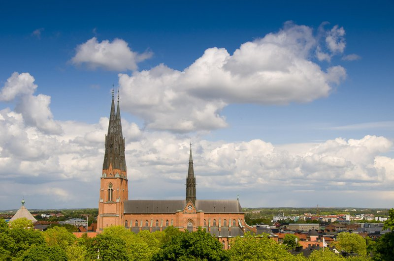 Cathédrale d'Uppsala