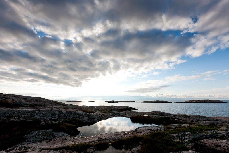 West coast archipelago
