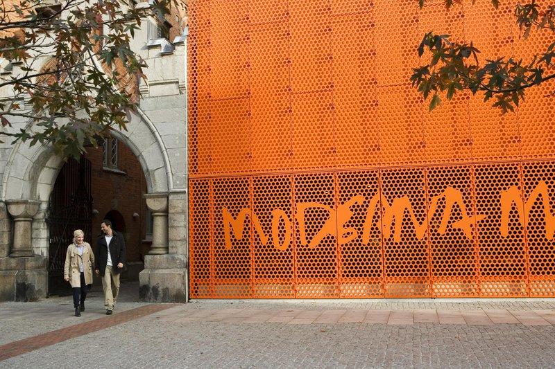 Moderna Museet à Malmö