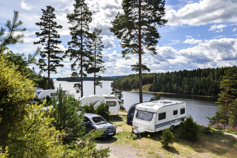 Durch Schweden mit dem Wohnmobil  Visit Sweden