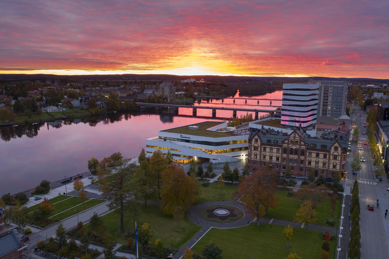 Umeå – where nature and culture co-exist.   Visit Sweden